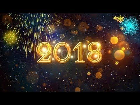 Happy New Year Clock 2018 V 473 Original Countdown Timer With Sound Effects Voice Youtube New Years Countdown Happy New Year Gif Happy New Year Images