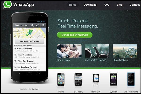 Whatsapp now on Nokia Phones | Voip | Mobile marketing