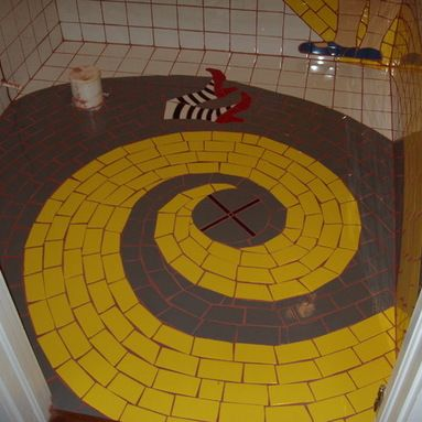 Wizard Of Oz Bathroom