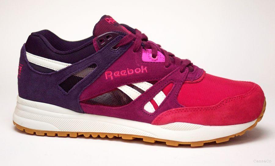 Reebok Ventilator Indoor Berry Purple Athletic Shoes M41784 179 00
