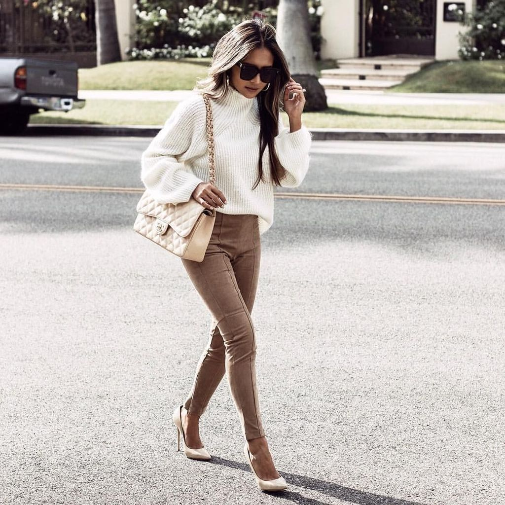 45 Elegant Winter Outfit Ideas Inspiration