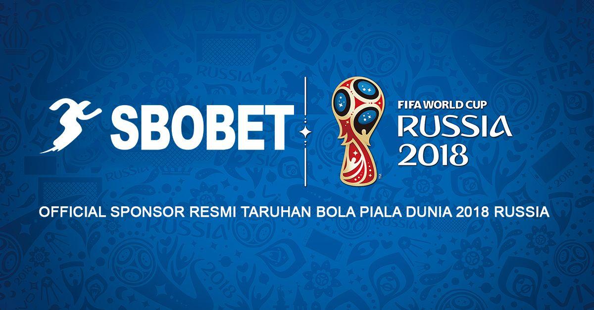 Situs Resmi Bandar Taruhan Judi Bola Online Piala Dunia 2018 Rusia