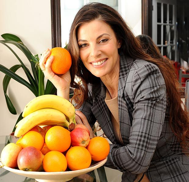 I battled my breast cancer by eating veg and vitamin C