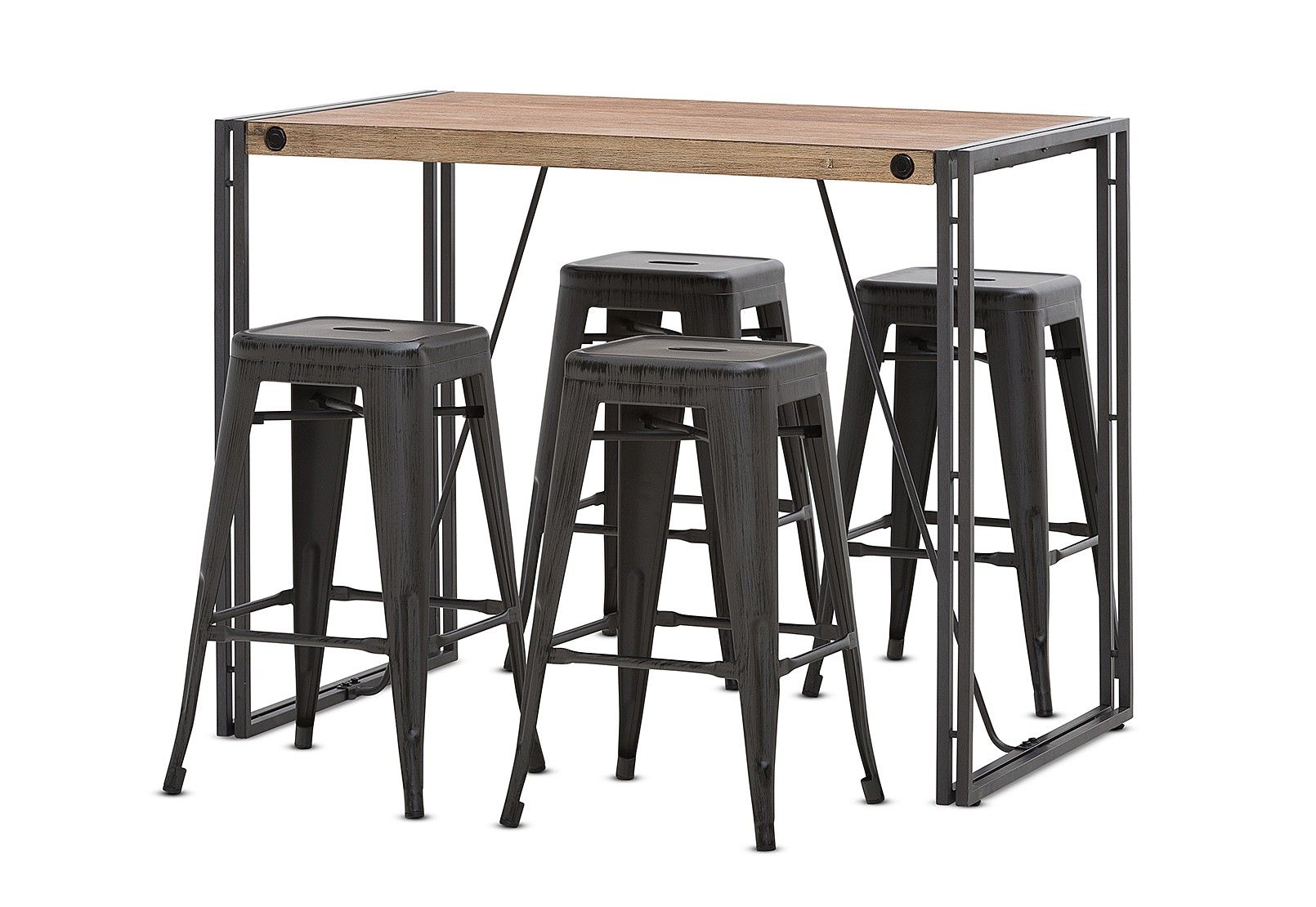 599 Table Amp 4 Stools Amart Bar Set Stool Bar