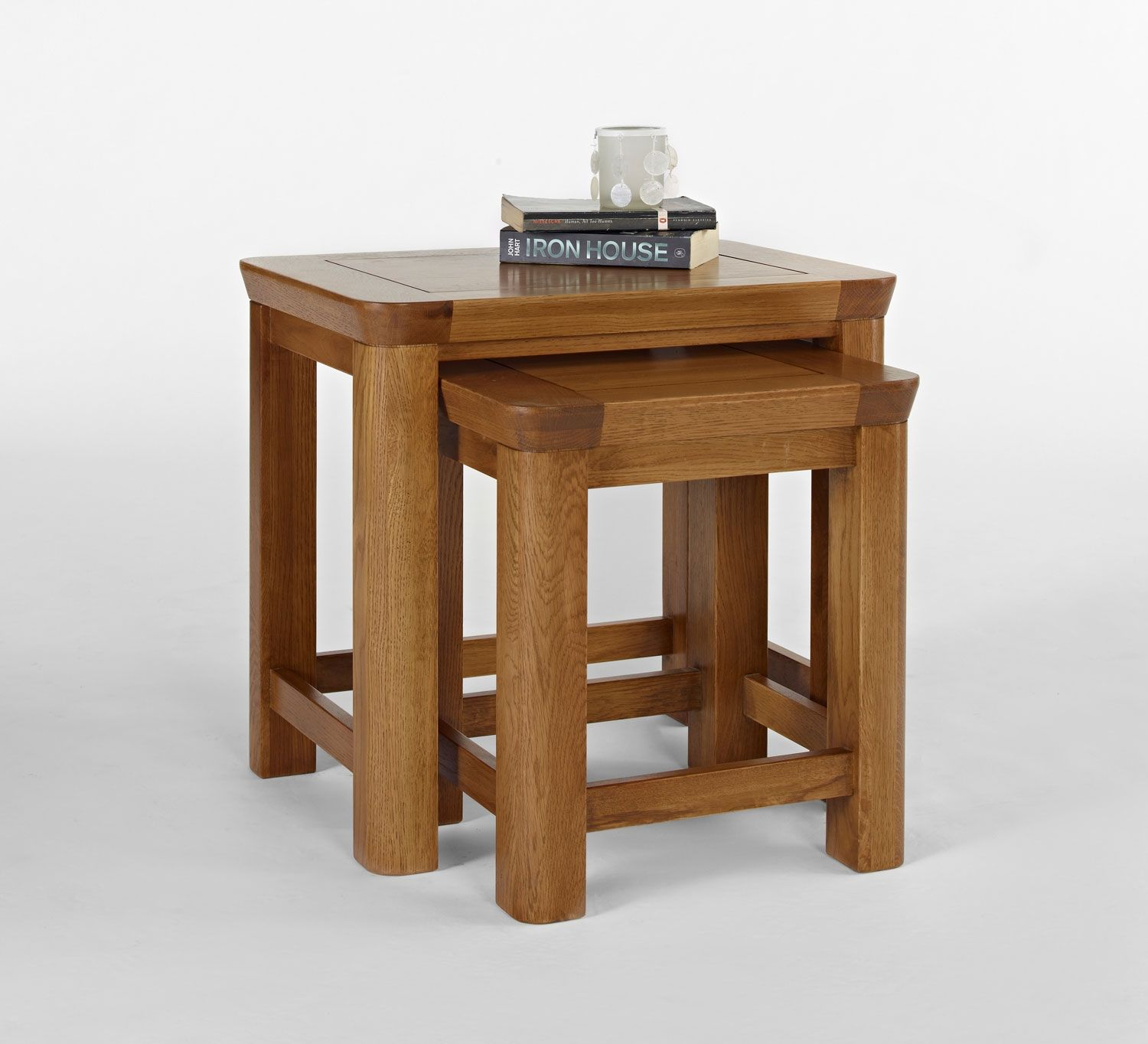 Knightsbridge oak nest of tables knightsbridge oak is a wonderfully knightsbridge oak nest of tables knightsbridge oak is a wonderfully mellow range crafted to exceptional watchthetrailerfo