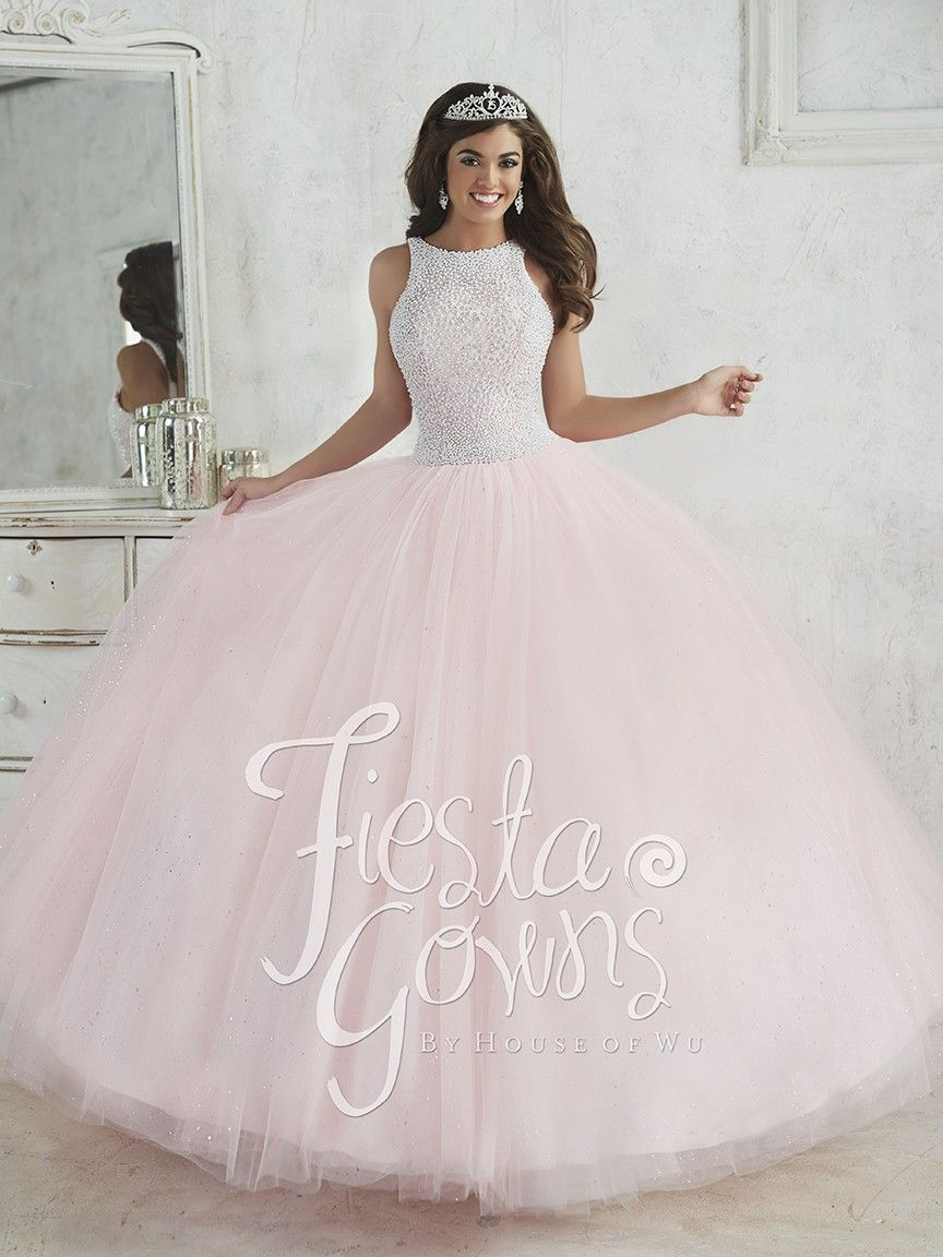 House of Wu Quinceanera Dress Style 26852 | House, Quinceanera ideas ...
