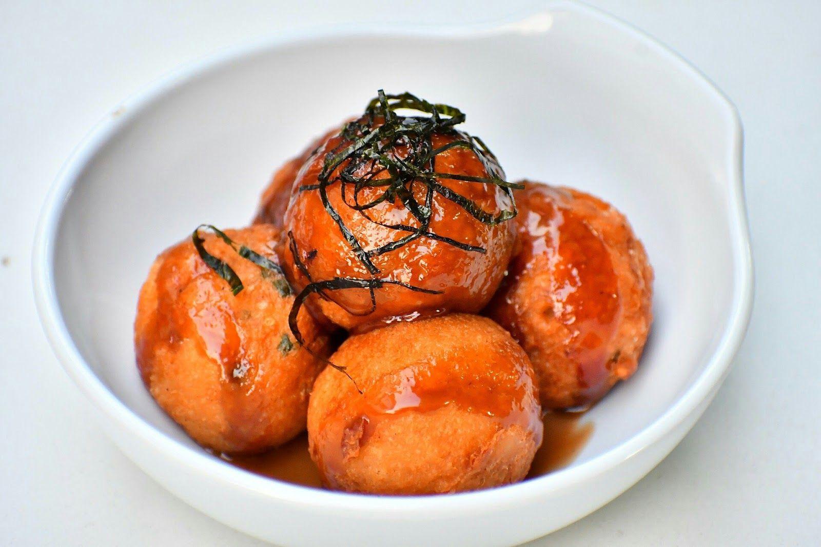 Japanese Takoyaki Recipe Takoyaki Resep Makanan Resep