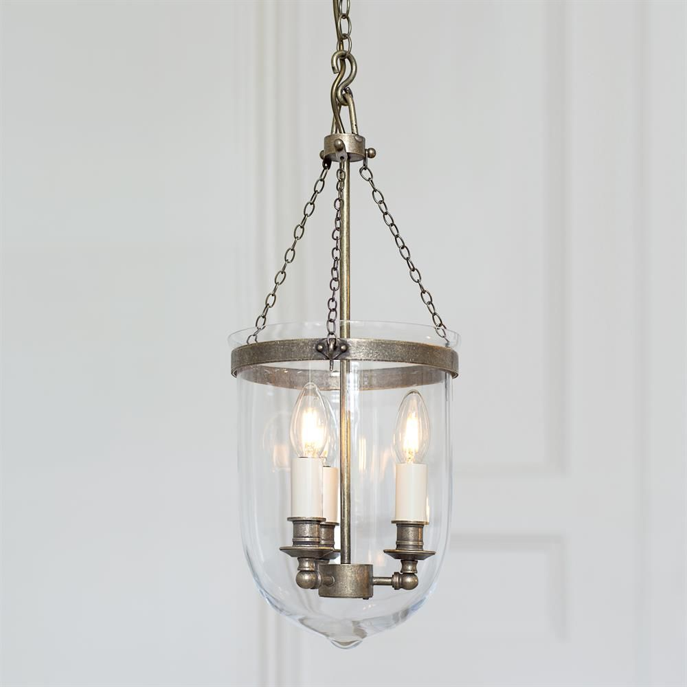 Glass Shade Lantern | Bonham Classic Pendant Light | Jim Lawrence ...