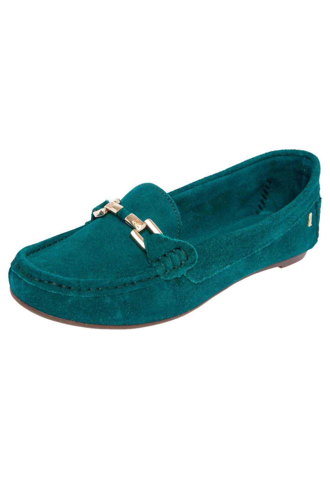 4c672496ead86 Mocassim Santa Lolla Baked Azul - Marca Santa Lolla   Shoes ...