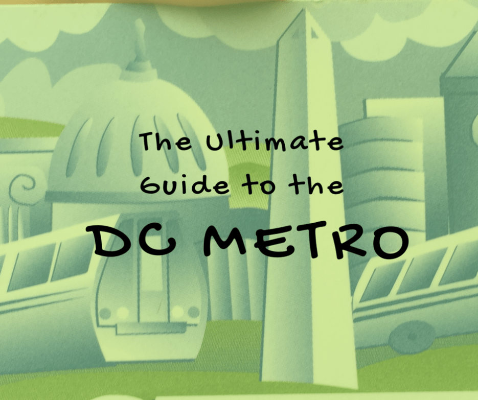 D.C.'s Metro System: A Guide #travelbugs