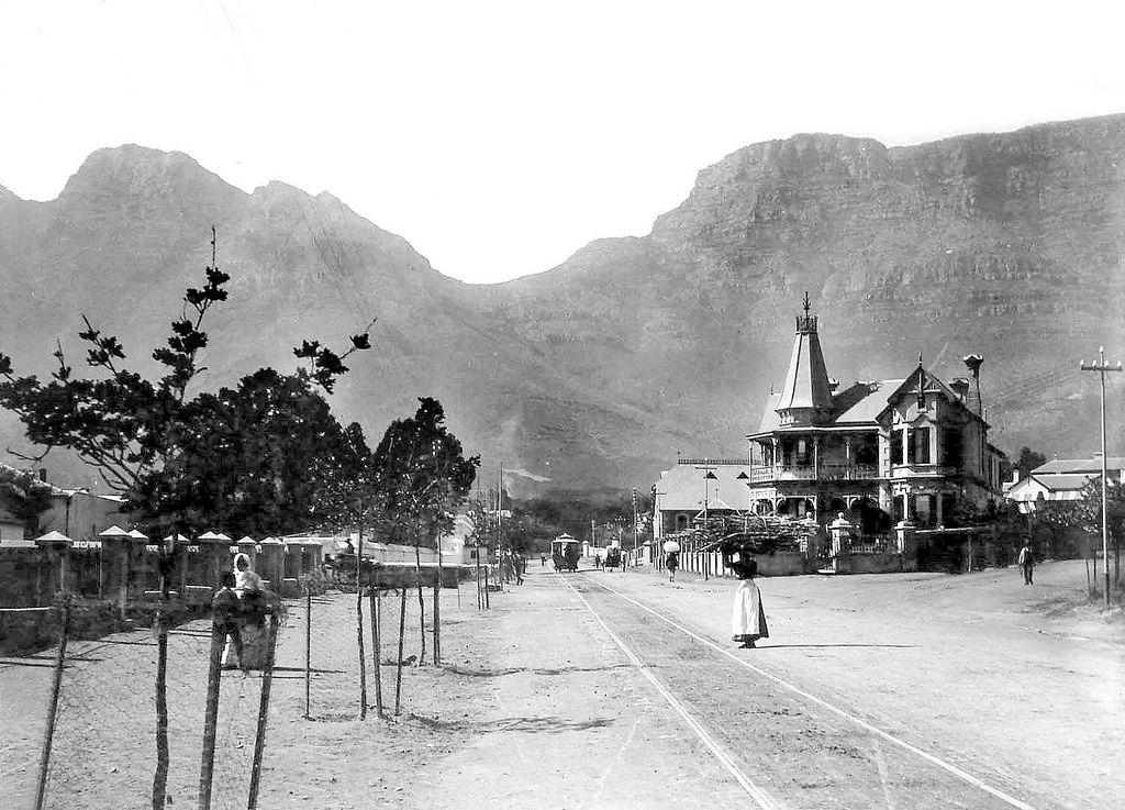 Oranjestraat te Kaapstad | by HiltonT
