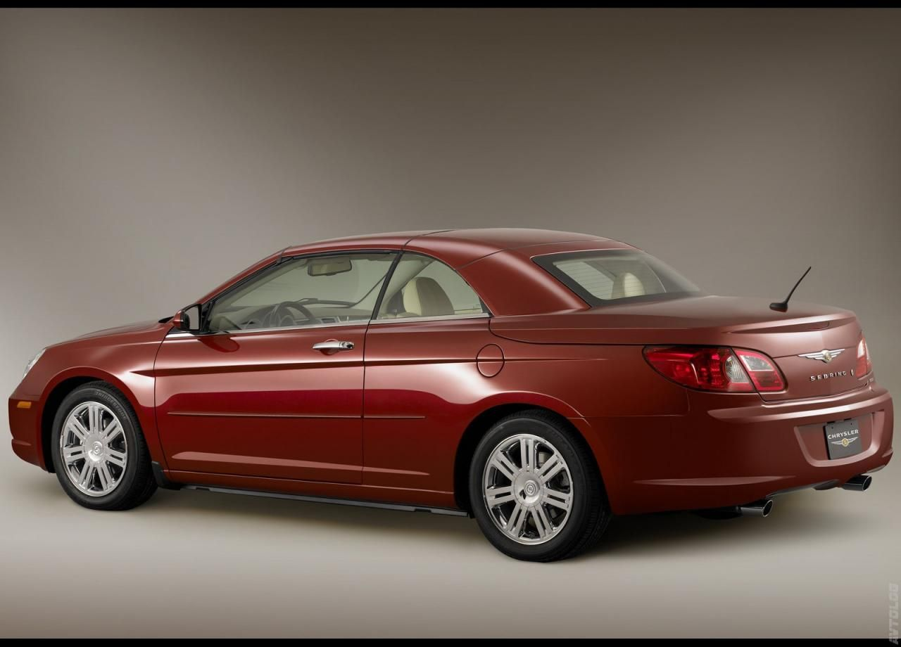 2008 Chrysler Sebring Convertible Windscreens Saturnsky Http