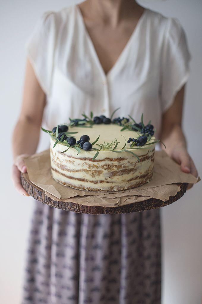 Rustic Carrot Cake Rustic Birthday Cake Cake Smash Inspiration Rustic Cake