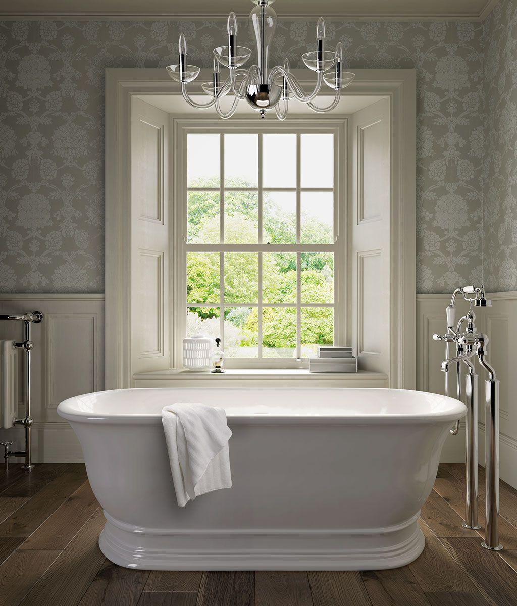 The Aurelius Bath | Classic bathroom design, Timeless ...