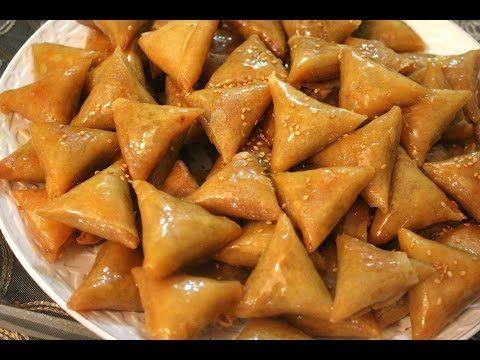 أطيب بقلاوة تركية باللوز إقتصادية سهلة التحضير مذآآق لا يقاوم X2f حلويات رمضان 2017 Youtube Ramadan Recipes Cooking Food