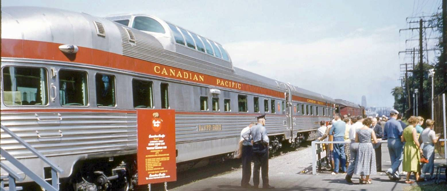 Pin by William Sales on Canadian Pacific Canadian