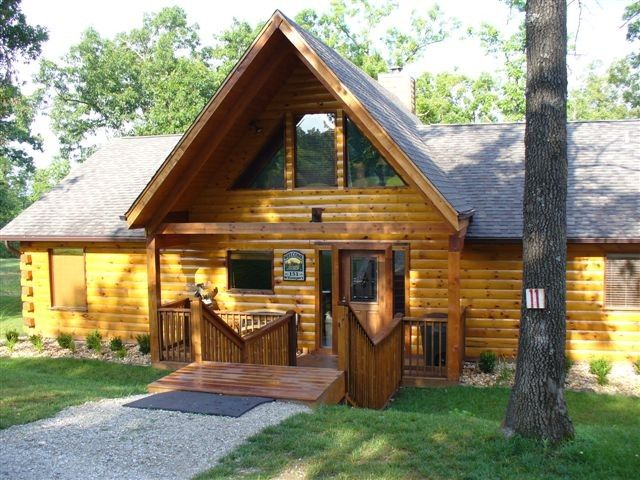 Branson Vacation Rental Vrbo 191042 3 Br Mo Cabin Real Vacation