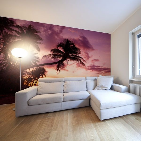 Fotomurales playas decora tus paredes con esta for Murales fotograficos para paredes