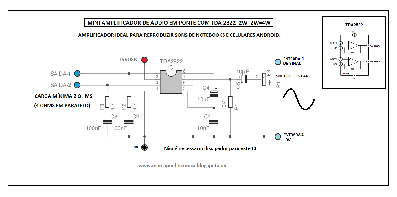 Pin By Dinesh Babu On Pinterest Voltage Converter Circuit Using Tda2003 Visit