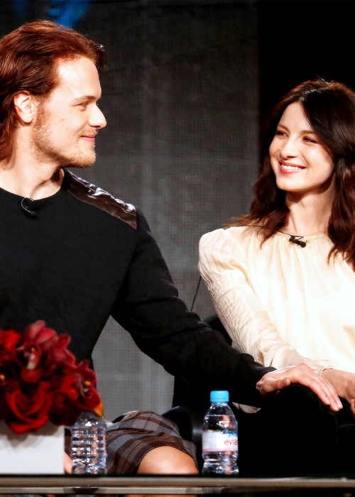 Caitriona and sam dating 2016