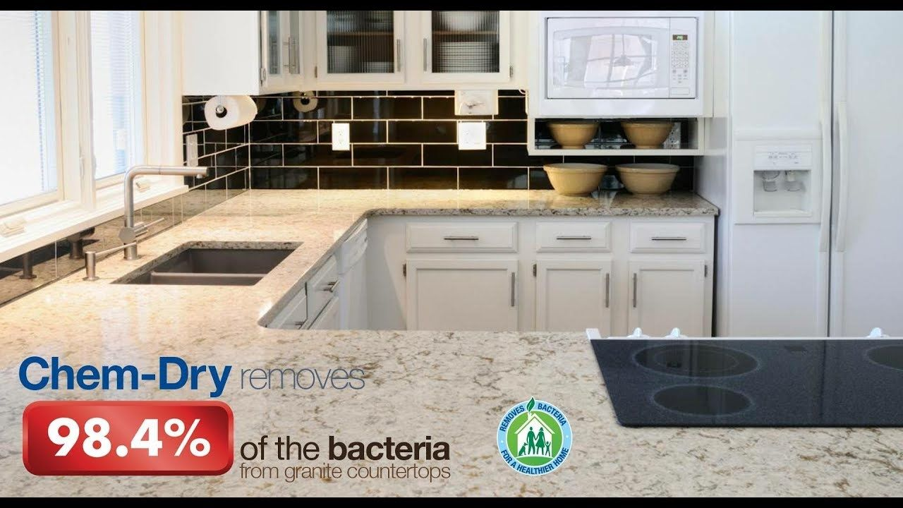 Is your Granite clean, healthy and ready for your