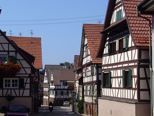 Contrução - Schwarzwald