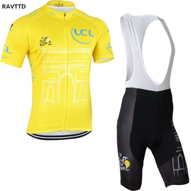 2015 Tour De France Team Short Sleeve Cycling Jersey Maillot Ciclismo  Cycling Clothing Ropa Ciclismo Sports Clothing d68706ed5