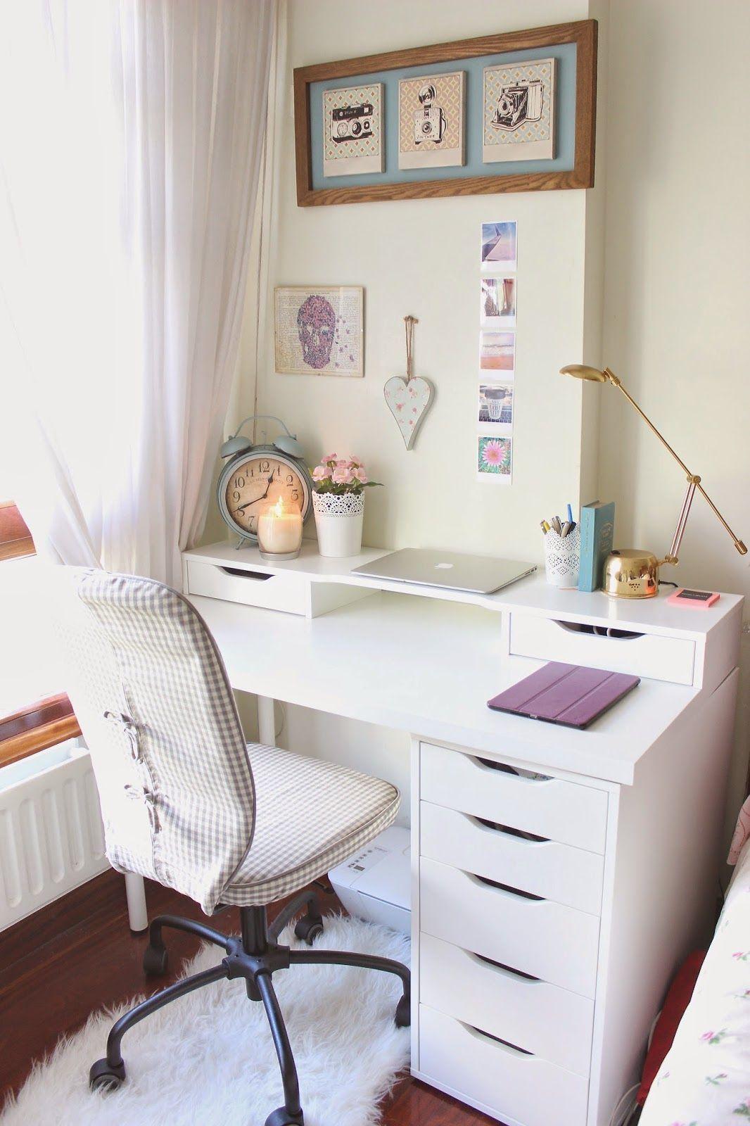 Desk decor new bedroom pinterest desks room and room ideas