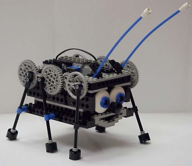 Image detail for -Legs - A hexapod walker. July 1999 Lego Mindstorms ...