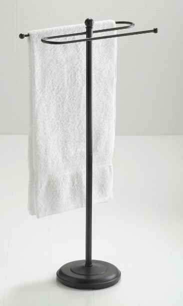 Taymor Floor Standing Towel Valet In Oil Rubbed Bronze Favorites