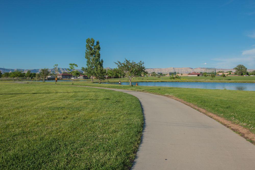 Run, Bike or Walk at Canyon View Park