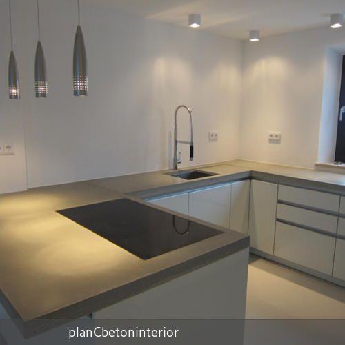 Küchenarbeitsplatte Aus Beton küche1 beton kitchens lofts and interiors
