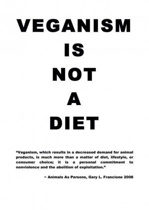veganism is more than a diet