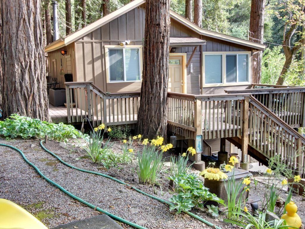 Merveilleux Santa Cruz House Rental: Getaway Cabin Rental In Felton | HomeAway