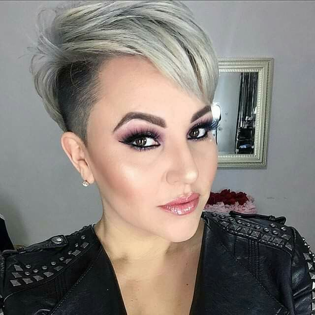 Pin On Shaved Pixie