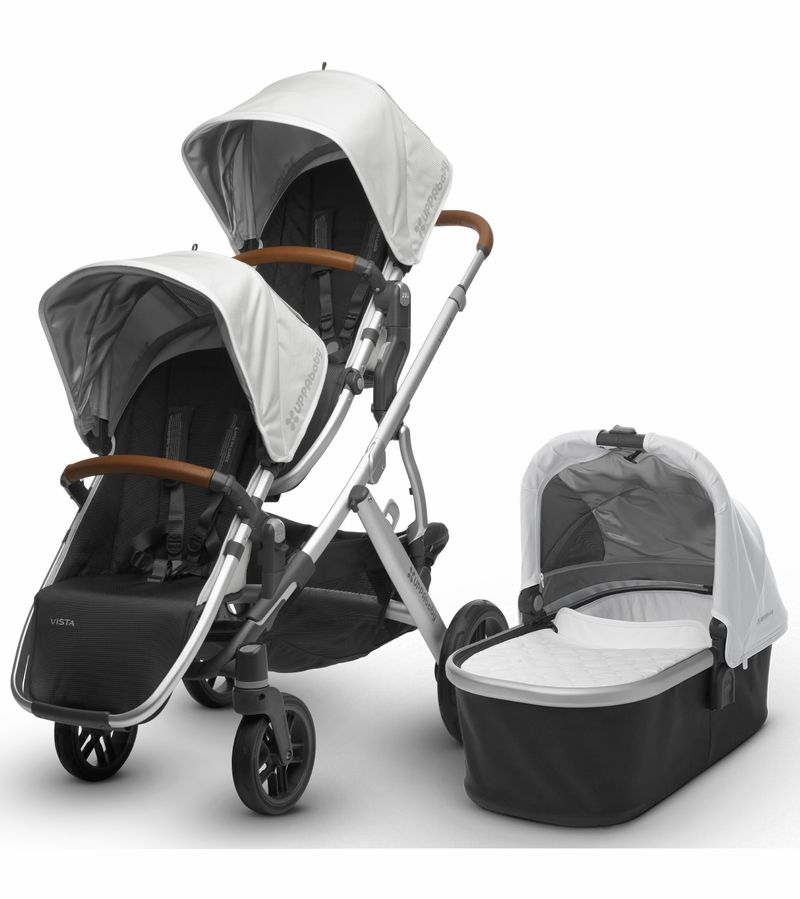 New stroller for Babe 2 Vista double stroller, Twin