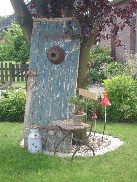 Bildergebnis für fenster garten deko Garten Pinterest Yard - deko fenster wohnzimmer