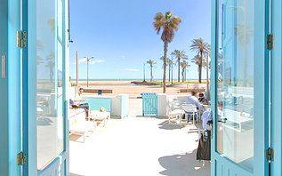 La Más Bonita Ontbijten Aan Het Strand Passeig Marítim De La Patacona 11 46120 Alboraya Valencia Maandag T M Zondag 08 00 0 Valencia Spanje Het Strand