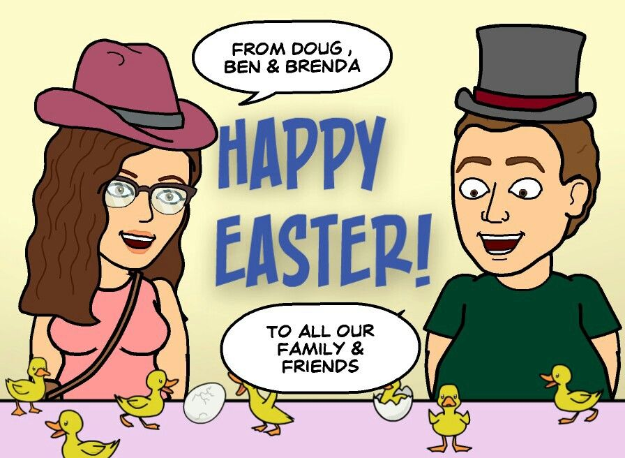 Happy Easter Everyone !! :-)