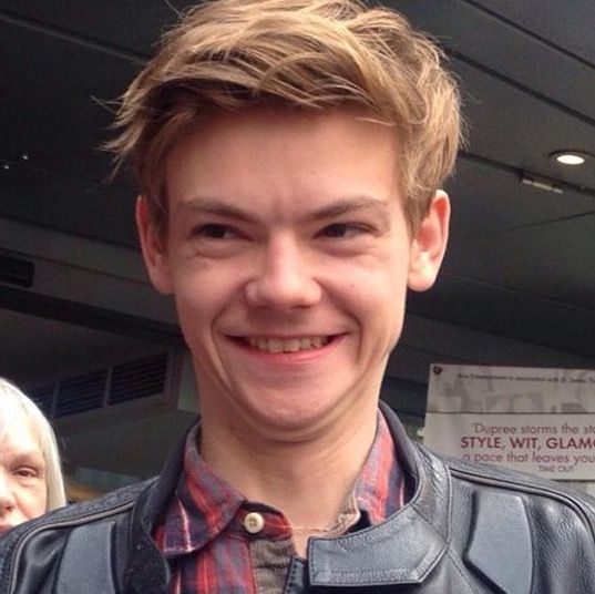 There's the sugar<<< I am pinning this for two reasons, one for the fact that it's Thomas Sangster and two because of that comment!