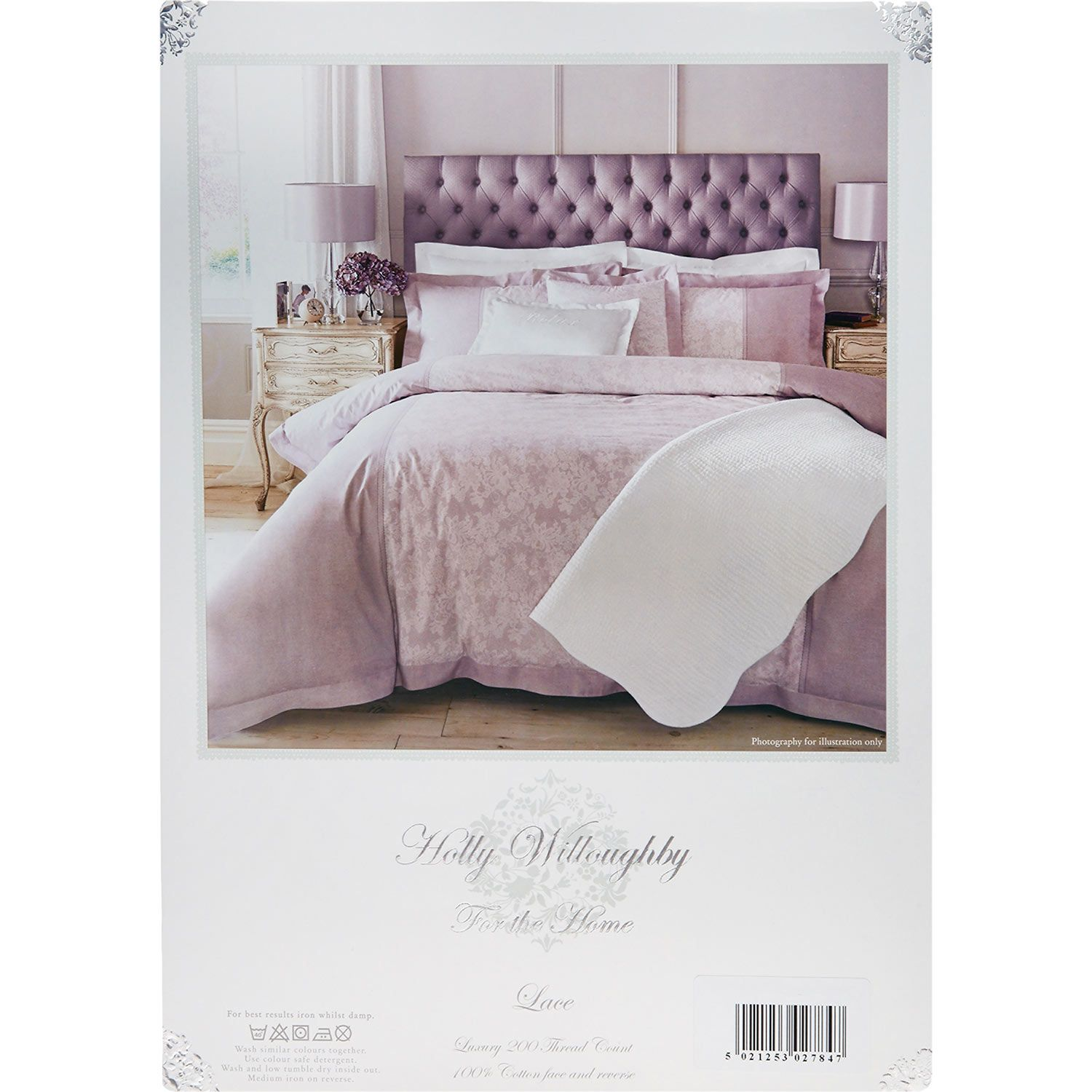 Holly willoughby king heather lace print duvet cover 200tc tk holly willoughby king heather lace print duvet cover 200tc tk maxx reviewsmspy