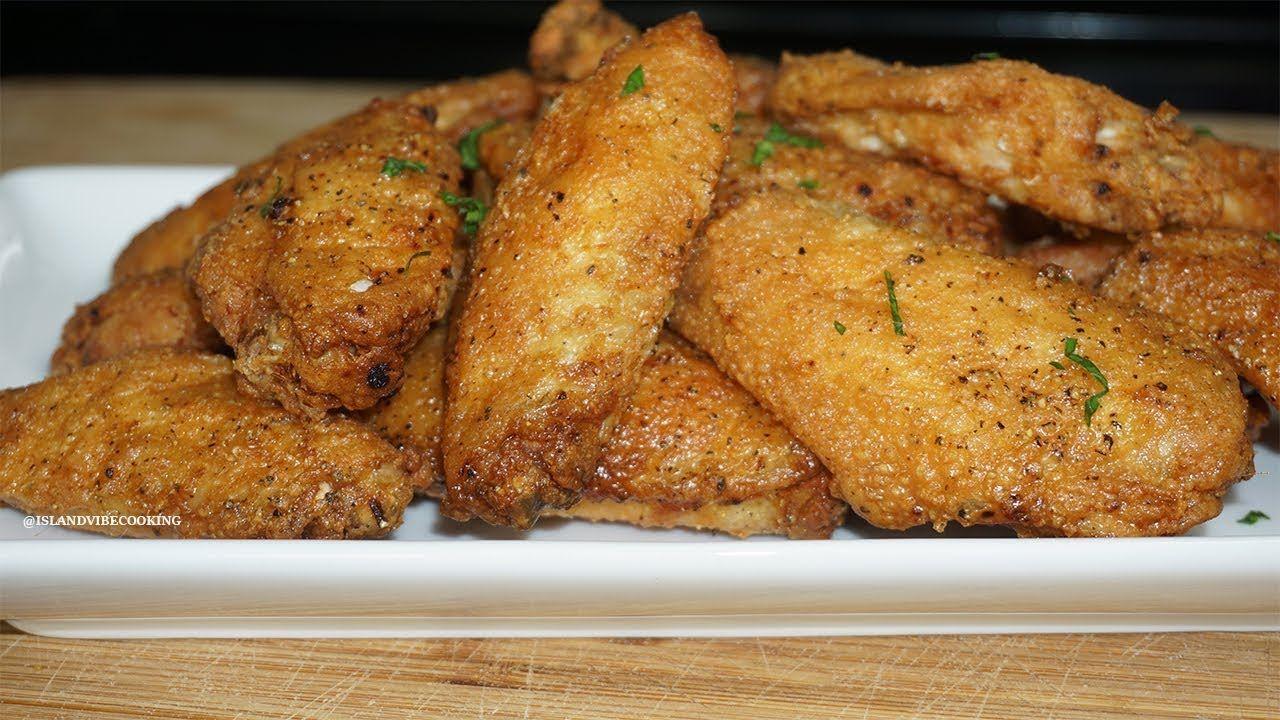 Easy lemon pepper chicken wings recipe better than