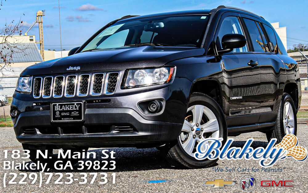 2016 Jeep Compass Sport 2016 Jeep Compass Sport in 2020