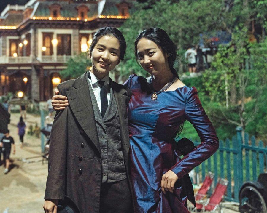 Ae Shin And Kudo Hina Love These Fiesty Ladies Mr Sunshine