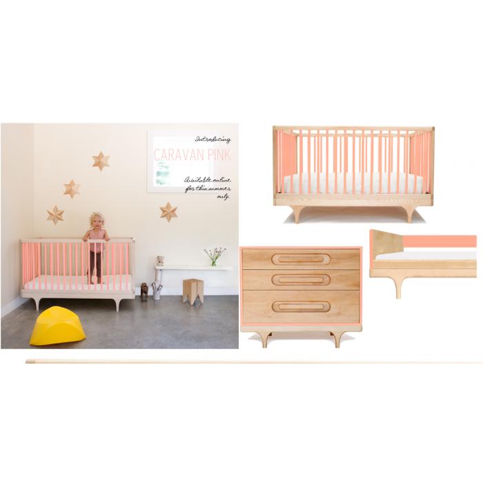 Kalon Studios, design and ecological CARAVAN toddler bed