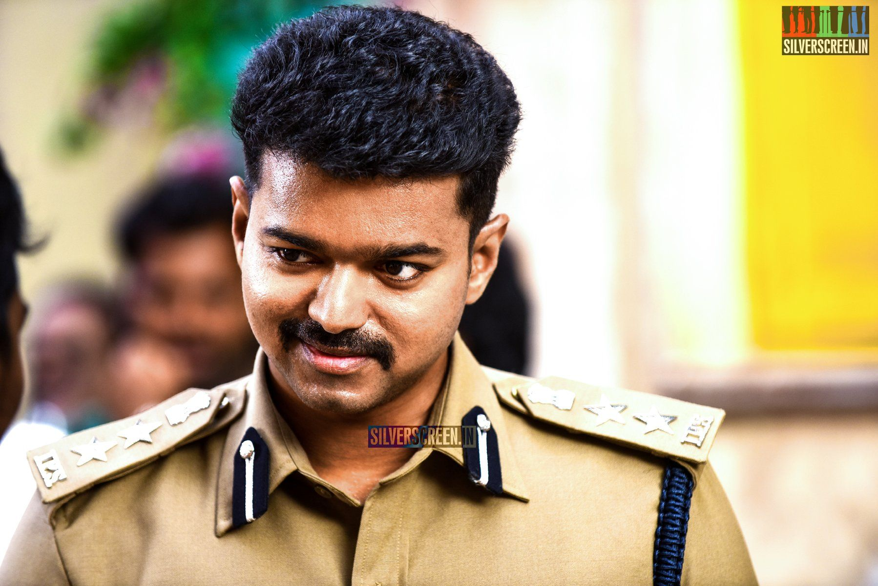 Theri Vijay Hairstyle at MensHairstyleTrends  Hairstyle, Movies