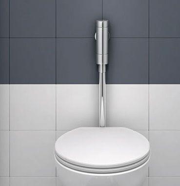 Flux metro para inodoro schell toilet y bathroom for Fluxometro roca