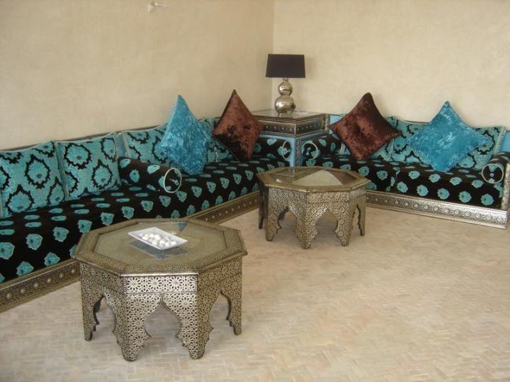 Decoraci n rabe sal n rabe me encanta teter a - Decoracion arabe interiores ...