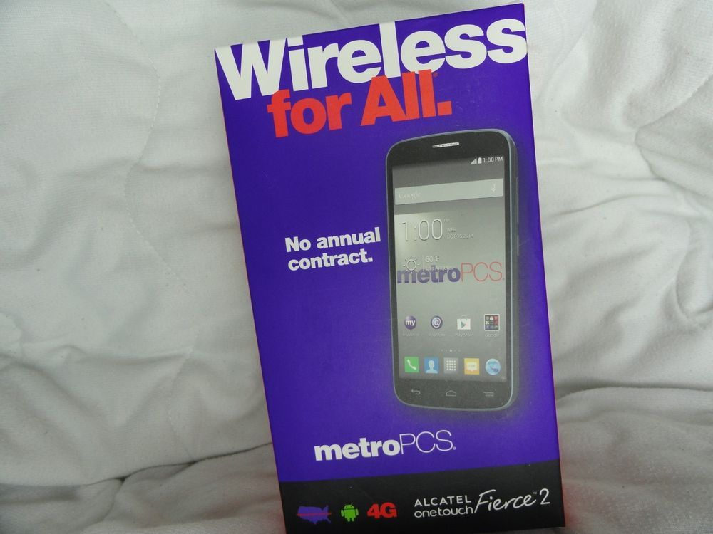 Buy it now free shipping new alcatel one touch fierce