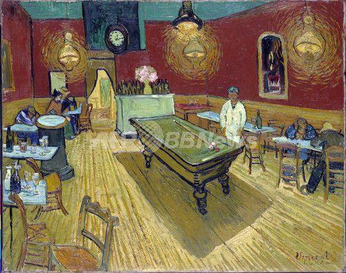 旧ソ連に没収されたゴッホの「夜のカフェ」、所有権は誰にある?